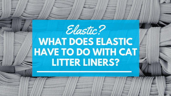 cat litter box liners with elastic