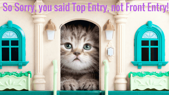 best top entry litter box