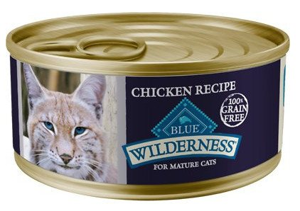 Mature Chicken Recipe Canned Cat food