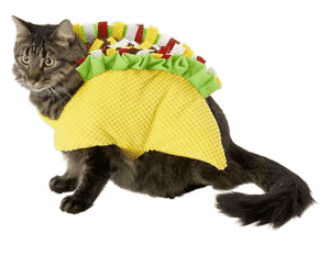 Taco Dog & Cat Costume