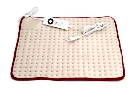 heated cat pad for a cat