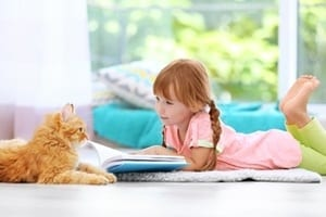 cat stories for kids